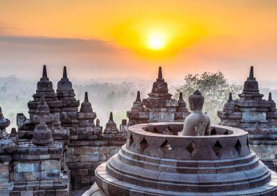 Borobudur Sunrise Jogyakarta